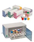 hygicult testkit och inkubator