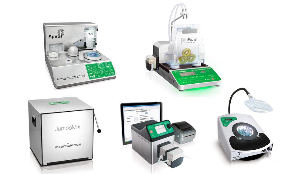 Mikrobiologiska instrument